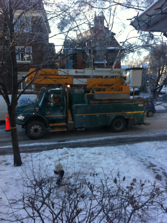 Toronto Hydro to the Rescue!